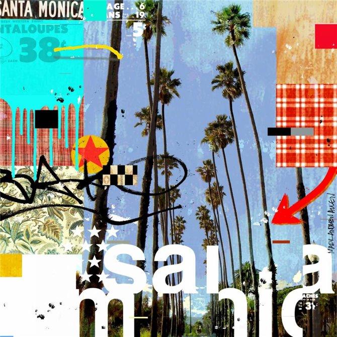 Santa Monica Signs