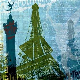 Paris - French Blue