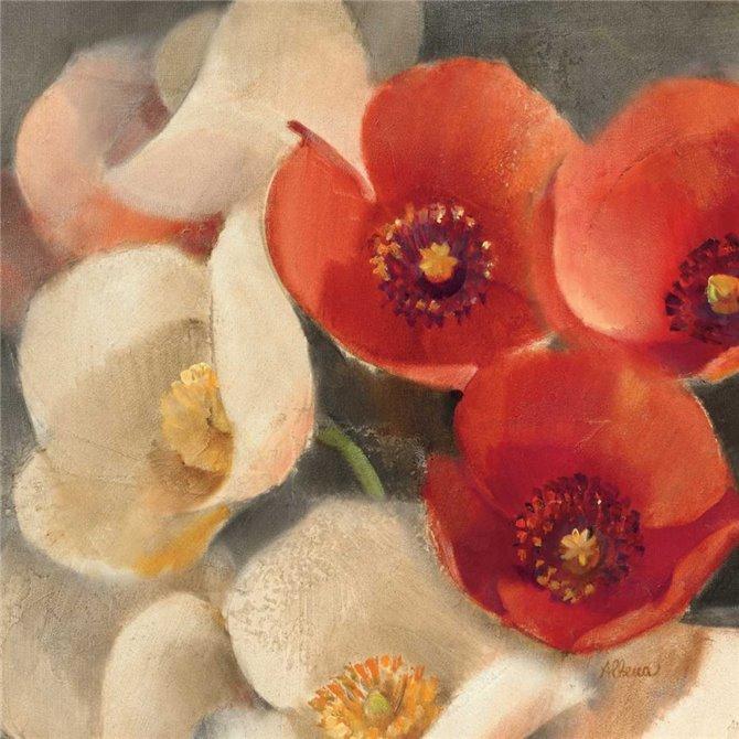 Poppies Bloom III