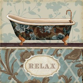 Bathroom Bliss I