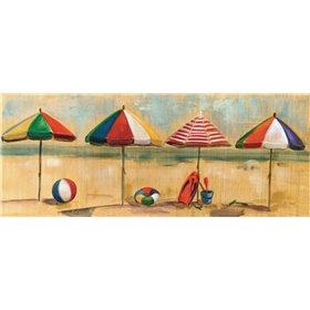 Living is Easy I - umbrellas