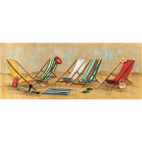 Living is Easy II - chairs