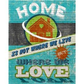 Where we Love