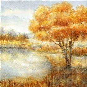 Golden Landscapes