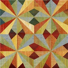Kaleidoscope Quilt I