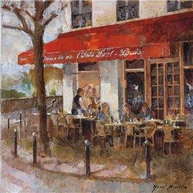 Cafe Saint-Louis