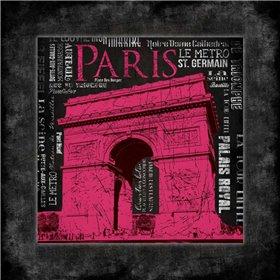 PARIS Type mate bordered