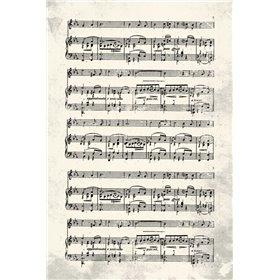 Music Sheet Cream