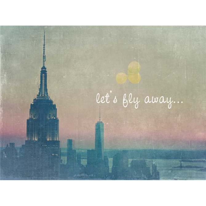 Lets Fly Away NYC