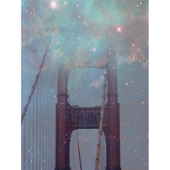 Starry San Francisco.