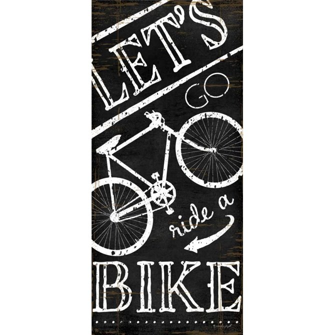 Lets Go Ride a Bike