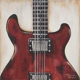Fender - Red Guitar