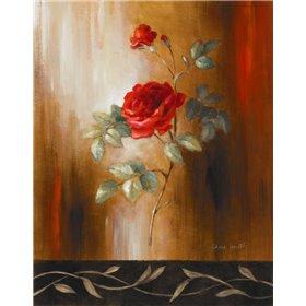 Crimson Rose II