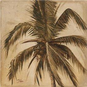Sepia Palm III