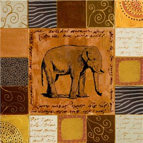 African Collage II