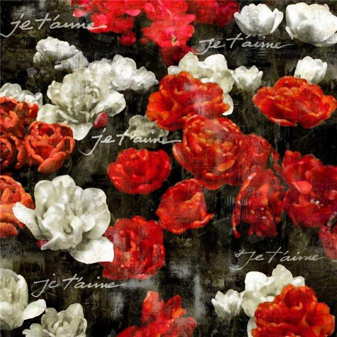 Je Taime Roses