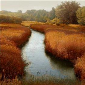 Sunlit Pond I