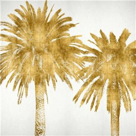 Palms In Gold IV