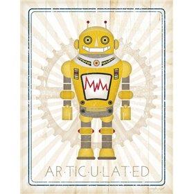 Retro Robot I