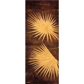 Fan Palm Triptych I