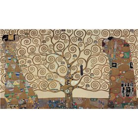The Tree of Life - Stoclet Fri