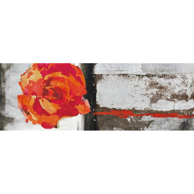 Metallic Pop Flower II