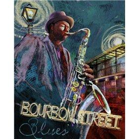 Bourbon St. Blues