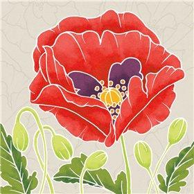 Sunshine Poppies III