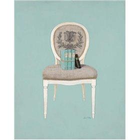 Linen Chaise 1