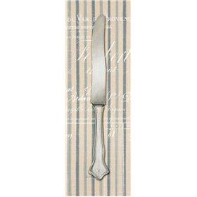 Pin Stripe Knife