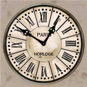 Industrial Chic Clock
