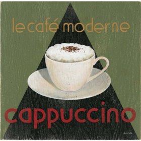 Cafe Moderne Cappuccino