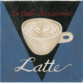 Cafe Parisienne Latte
