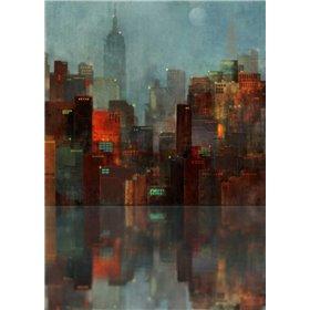 Blue New York