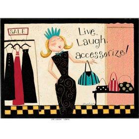 Live Laugh Life