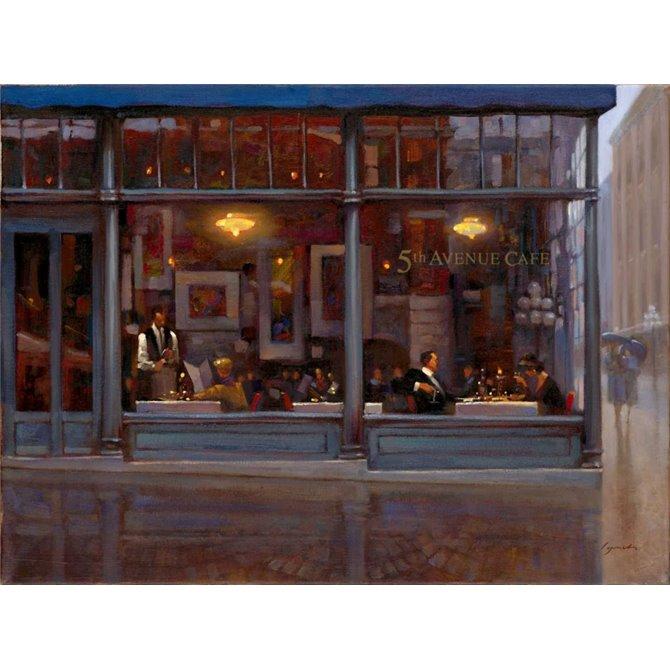 Fifth Avenue Cafe 2