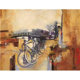 Bicycle Abstract 2