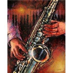 Blues Sax