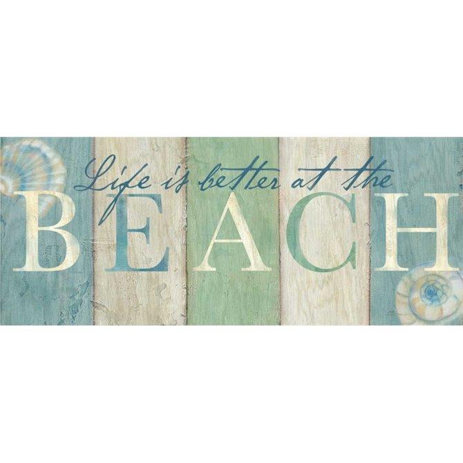 Beach Sentiment Signs I