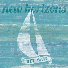 Drift Sailboat