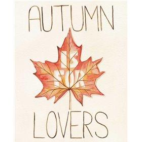 Autumn Love II v.2