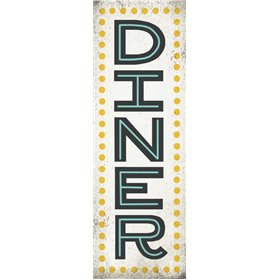 Retro Diner Sign