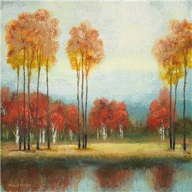 Autumn Reds I