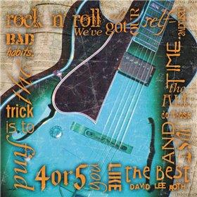 Rock Roth Blue