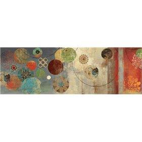 Mosaic Circles I