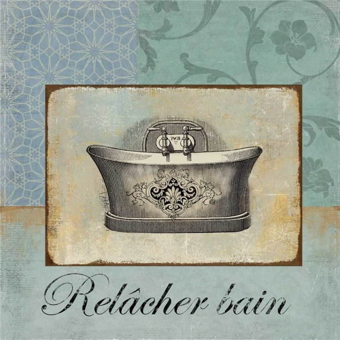 Relacher Bain