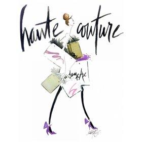 Haute Couture Purple