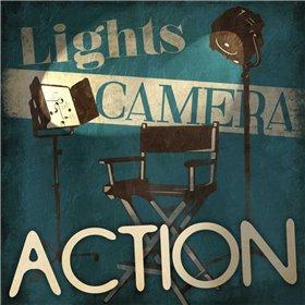 Lights Camera Action