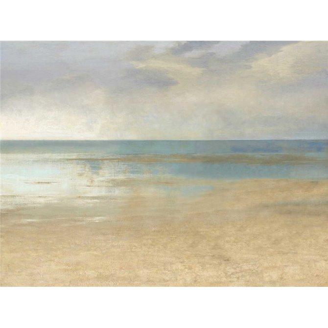 Pastel Seascape I
