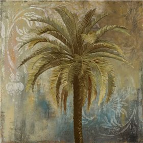 Spring Palm I